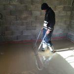 Liquid floor Screed Devon 3