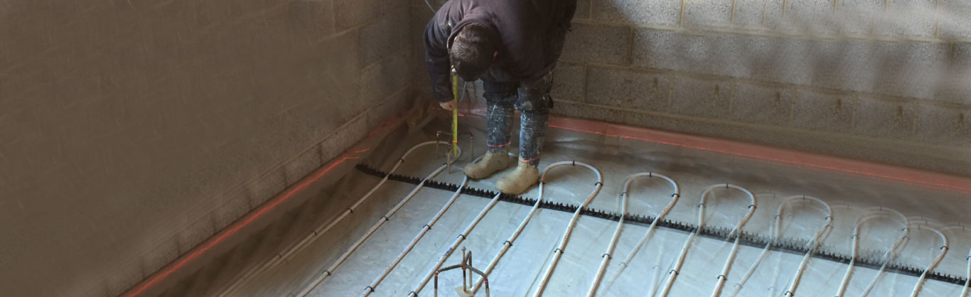 Underfloor heating Devon7