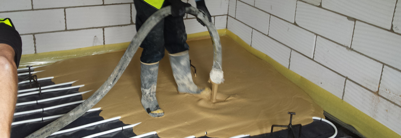Liquid Screed flooring London 8