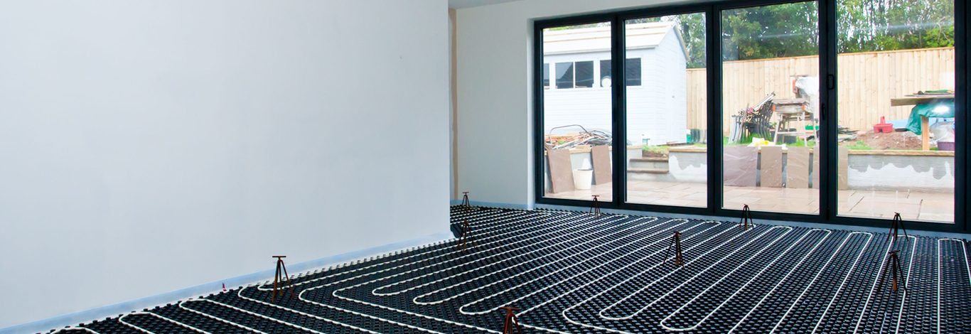 Underfloor heating Plymouth